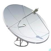 Спутниковое телевидение.   Антенны спутниковые.
