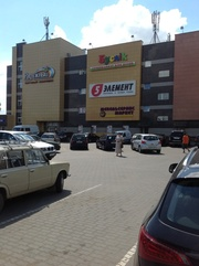 Сдам в аренду торговую площадь в ТЦ  РАДУЖНЫЙ в г. Барановичи