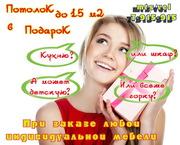 Шкафы-купе под заказ Барановичи