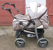 Комбинированная коляска-трансформер LAND SMYK-2
