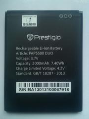 батарея Prestigio5500 DUO новая