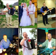 Тамада ведущий DJ и баян на свадьбу юбилей крестин Барановичи Ляховичи