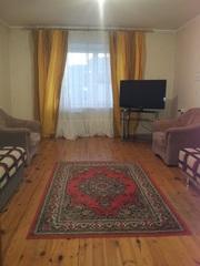 Сдам 2-х комнатную  квартиру на сутки по Советской