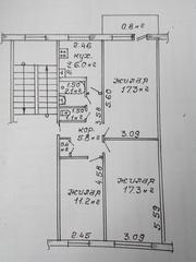 Теплая уютная 3-комнатная квартира в г.Барановичи ищет хозяина