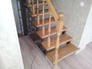 Лестницы из дерева, металла, железобетона любой сложности.Делаем качественно.