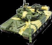 Электроника сборной модели танка Т-72 ДеАгостини