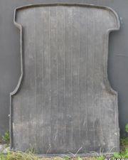 Пластиковый коврик багажника  для буса минивена большой