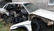 Аварийный ВАЗ-21099 1997 г.в. по запчастям